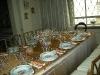 Decorazioni  e allestimenti per la tavola e per i buffet